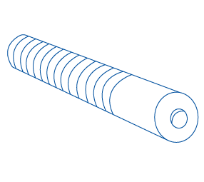 Tubo manual