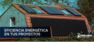 eficiencia energética en tus proyectos