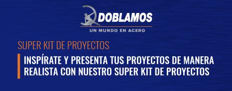 kit de proyectos ayuda en construcción con acero